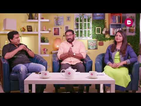 Cafe'D Stories | Santhosh Keezhattoor | Channel D HD | part 02