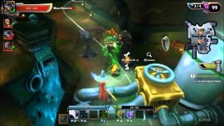dungeon defenders 2 cz let s play ep 7 s lerdovickem