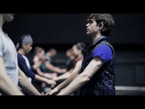 Emerging Dancer 2017: Meet the Boys | English National Ballet