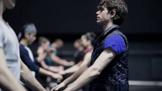 Emerging Dancer 2017: Meet the Boys | English National Ballet
