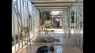 Steel Framing en Rivera, Uruguay