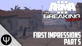 ARMA 3: Breaking Point Mod — First Impressions — Part 5 — A Sniper