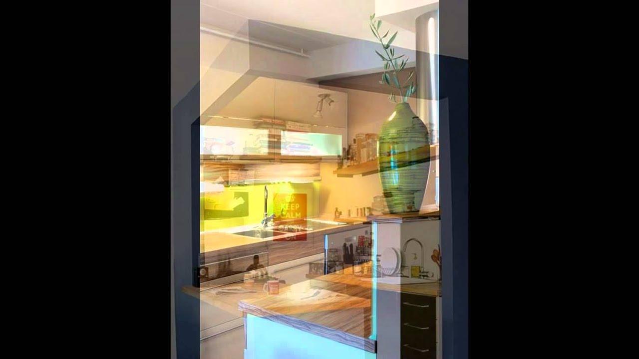 Bonitos modelos de cocinas peque as para tu casa o for Cocinas modernas para apartamentos