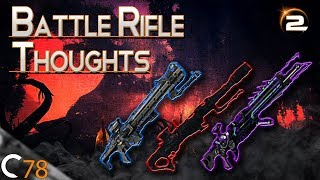 New Battle Rifle First Impressions! | Planetside 2 Gameplay