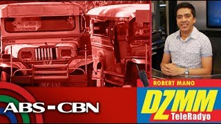DZMM TeleRadyo: Transport groups to hold 2-day transport strike starting Monday