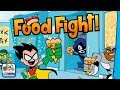 Teen Titans Go! Food Fight - Pizza is for Throwing in your Friends' Faces (DC Kids Games)