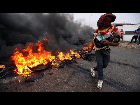 حلف الأطلسي يحض الحكومة العراقية على ضبط النفس ومبعوثها يصف الاحتجاجات بالمأساة…  - نشر قبل 9 ساعة