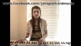 Demi Lovato - Unbroken (Cover by Jana Packard)