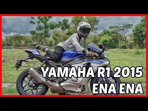 Yamaha R1 Ena Ena ...!