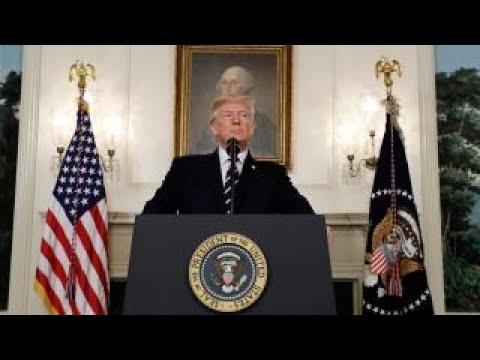 Rep. Waters calls for Trump's impeachment over Iran decision