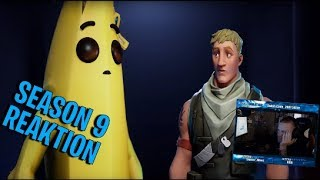 REACTS TO FORTNITE SEASON 9 & BUYS UP THE ENTIRE BATTLE PASS!