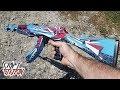 Как сделать АК 47 Буйство Красок CS GO DIY AK 47 Point Disarray mp3