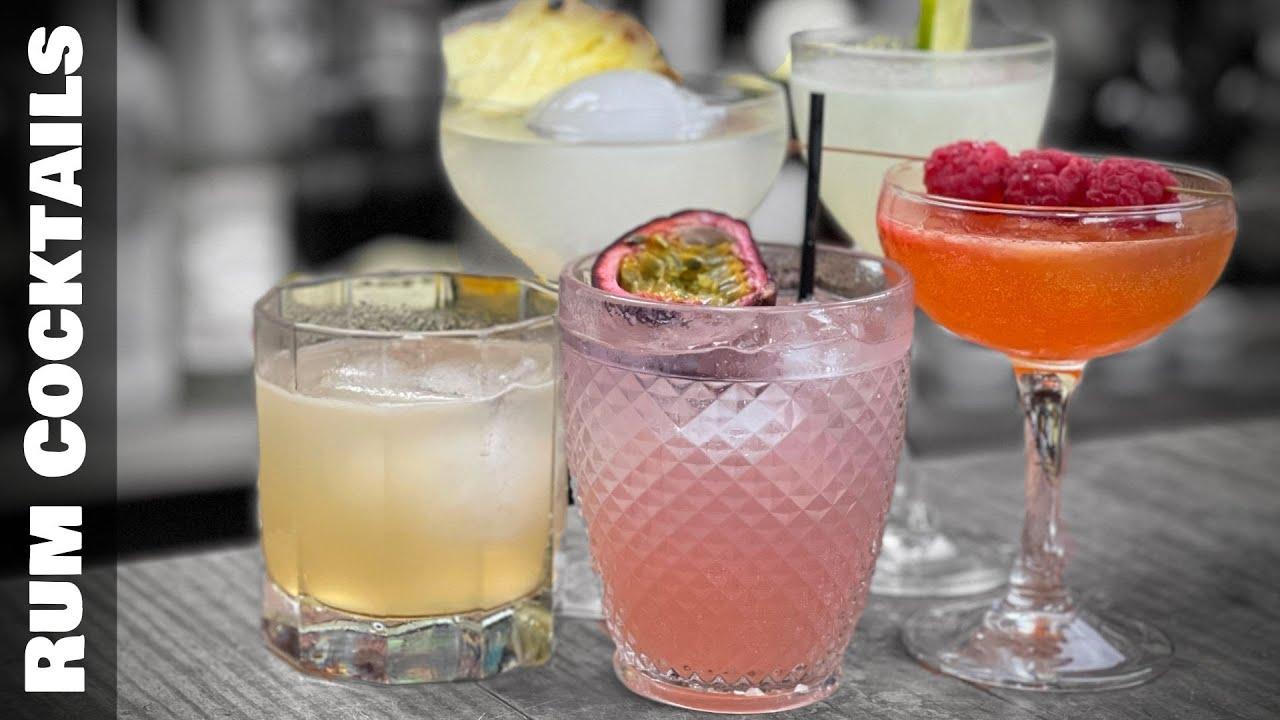 Daiquiri Cocktail Inspiration!