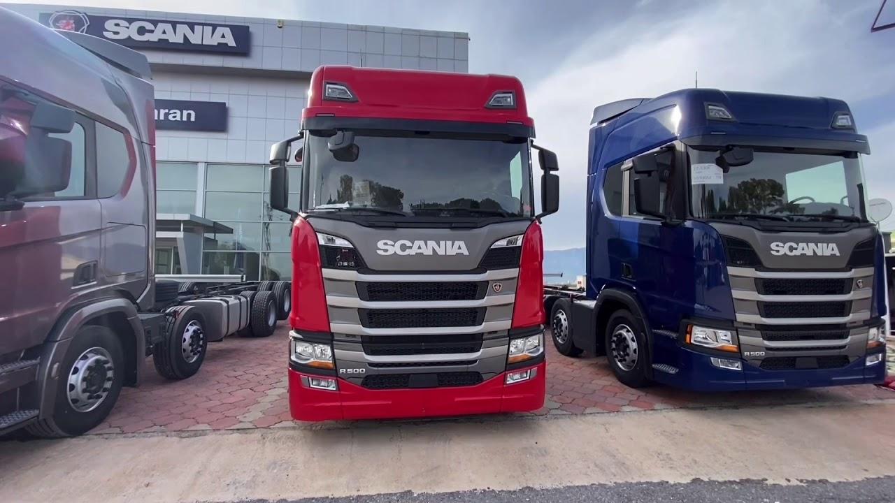 Sebzeye ve İstanbul'a özel üretim araç yeni Scania kırkayak satışta...