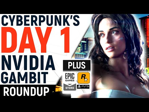 Cyberpunk's NEW Nvidia Deal: Stadia WRECKED! One Man RUINS Game Scores & GTA Kills Multiplayer