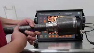 Inspección de soldadura por fricción con Phased Array