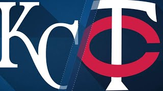 Cave's 1st grand slam leads Twins to 6-5 win: 8/5/18