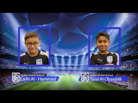 Trans World - Newton British School - Madrid Football Development Tour