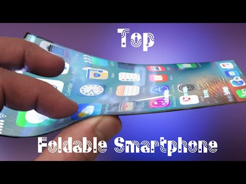 Upcoming Foldable Smartphone
