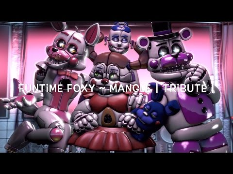 FNAF Funtime Foxy/Mangle (Tribute) ~ Emperor's new clothes (female cover)
