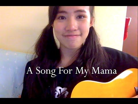 聽媽媽的話- A Song for my Mama (Original remake) Angel Chi