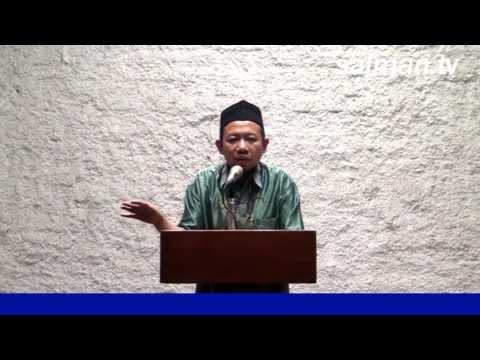 Ceramah Tarawih : Dr.H. Umar Khayam, S.T., M.T.