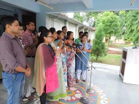 हमी नवोदय हों Hum Nava Yug Ki Nayi Bharati  Navodaya Vidyalaya Theme Song J N V  GOLAGHAT