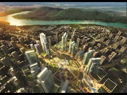 Emerald City: Planning for Smart and Green China