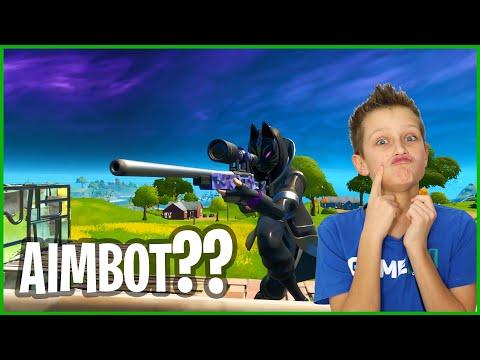 AIMBOT??