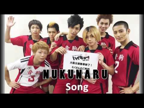 [Nekoma Cast - Nukunaru Song] - Sub Esp