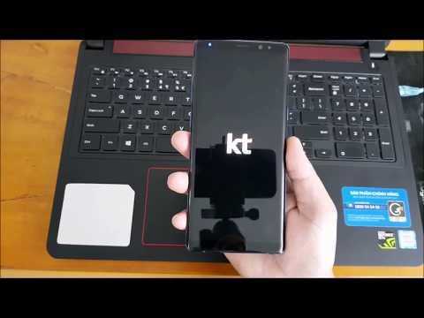 Bypass FRP Account Google Samsung Note 8 N950N Korea KT SKT LGU Instant