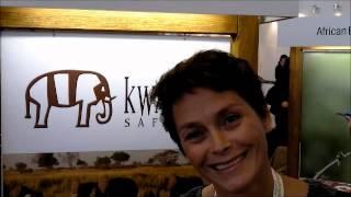 Kwando Safaris Botswana at ITB Berlin 2012
