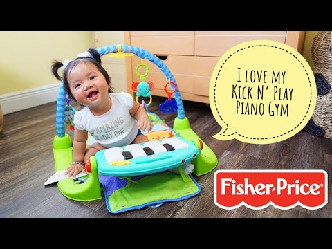Why Is Fisher-Price Kick N' Play Piano Gym The Best?