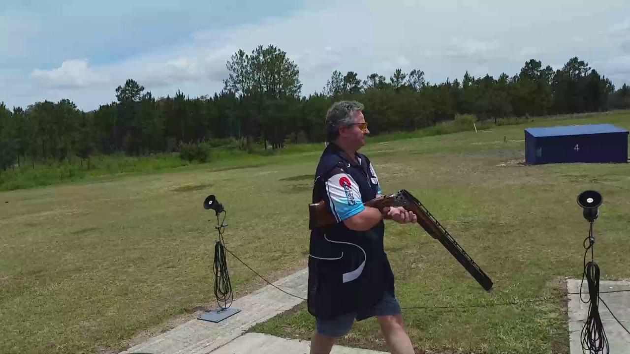 Fabarm RS12 AXIS Shotgun Trap Shooting