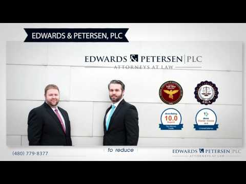 Edwards & Petersen Mesa Pesronal Injury Lawyers