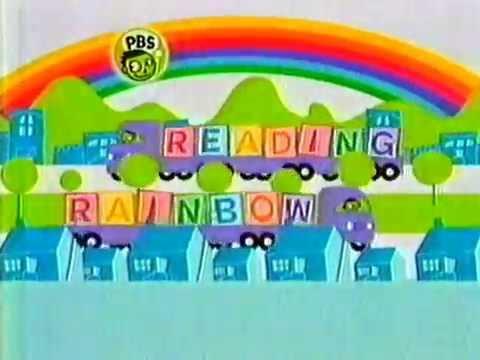 PBS Kids Promo: Reading Rainbow (2002)