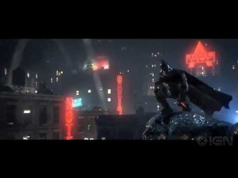 Mercenary Music Video Arkham City
