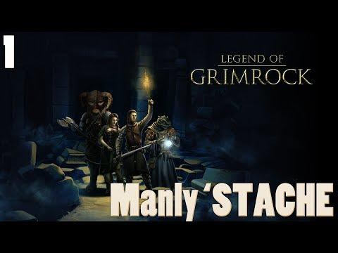 1 - CUSTOM LEGEND of GRIMROCK: Nightfall - First Contact!