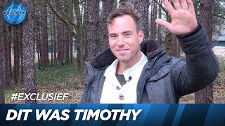 EXCLUSIEF: Dit was Timothy! - UTOPIA (NL) 2019