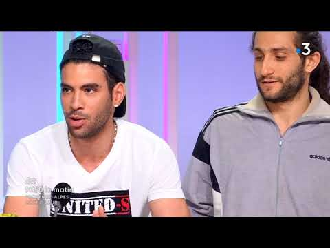 France 3 PACA interview pour 9h50 le matin _ Farid Zitoun