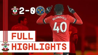 HIGHLIGHTS: Southampton 2-0 Shrewsbury Town | Emirates FA Cup