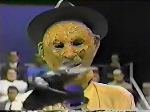 Morton Downey Jr Slasher Episode