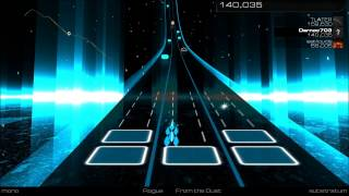 Audiosurf 2 - Rogue - From the Dust (Mono Turbo)