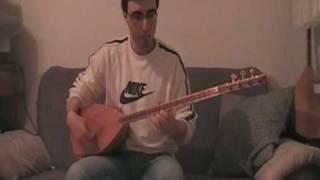 Ersan Cetinkaya  / Ben Topraktan Bir Canim   (arabesk)  Saz