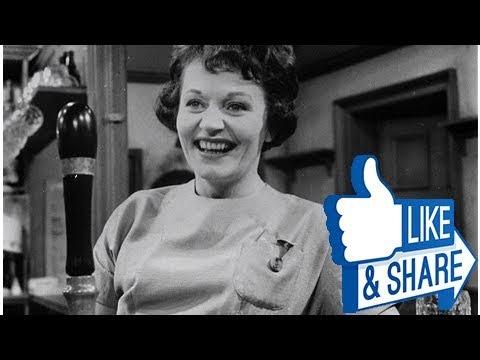 Street's first barmaid, actress Doreen Keogh, dies aged 91