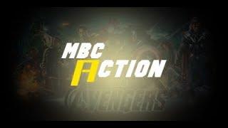 طريقة عمل شعار قناة MBC Action بسهولة بالفوتوشوب + خلفية احترافية