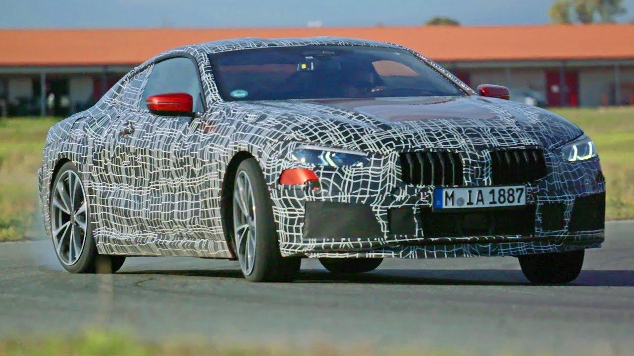 BMW 8 Series (2019) Dynamics Test Drive - Dauer: 79 Sekunden
