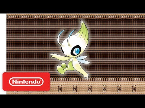 Pokémon Crystal - Announcement Trailer - Nintendo 3DS
