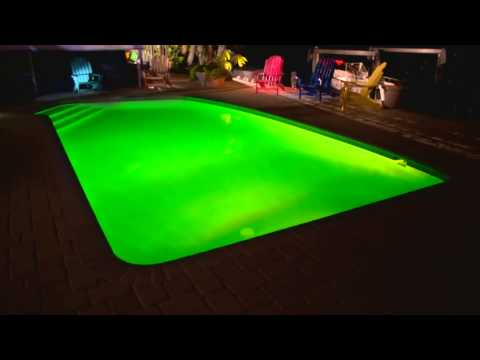 Hayward ColorLogic LED In-Ground Swimming Pool Kit Light from Pool Warehouse