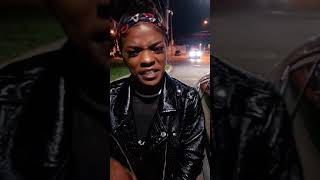 T Marie spits a crazy freestyle for HipHopSince1987!!